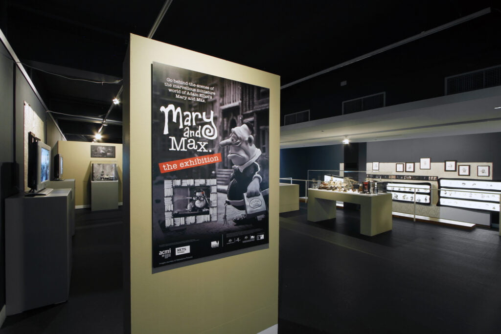 Mary And Max The Exhibition Nets Victoria